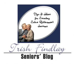 Seniors blog logo